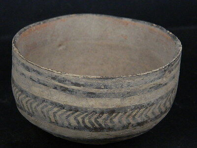 Ancient Teracotta Painted Pot Indus Valley 2500 BC     #PT15616