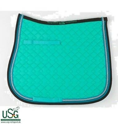 USG General Purpose Quilted Saddle Cloth with Double Rope – FULL SIZE – MINT
