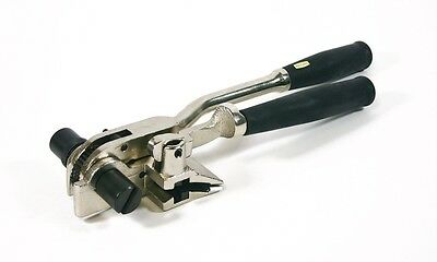Windlass Pusher Tensioner Tool Ratchet Bander, Steel Strapping NEW FREE SHIP