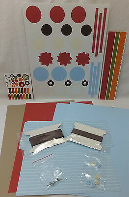 Stampin Up Card Elements Kit Thankful Thinking Simply Sent Assortment PARTIAL