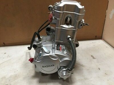 Moteur  Neuf  Complet  Type 167 Mm  Pour Bashan Bs 250  S11B