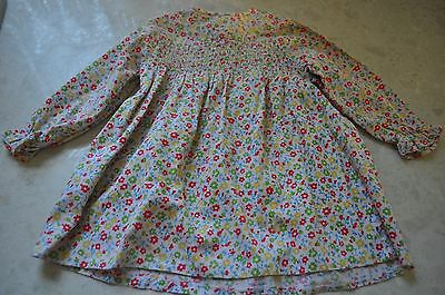 Vintage retro Mothercare floral top/dress size 80  / 22. Girl's