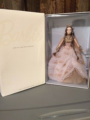 2015 Barbie Gold Label Doll Faraway Forest Lady Of The White Woods New Shipper