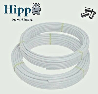 HippO Pushfit Barrier pipe 10/15mm Hep20/Speedfit compatible Flexible alternativ