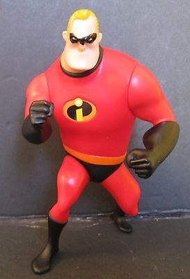 "MR. INCREDIBLE 6"" ACTION FIGURE, Disney The Incredibles"
