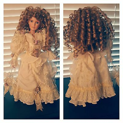 Victorian Cathay Collection Doll