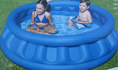 Splash and Play Inflatable Pool Damaged Boxes New Contents