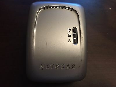Netgear Powerline Ethernet Bridge XE102