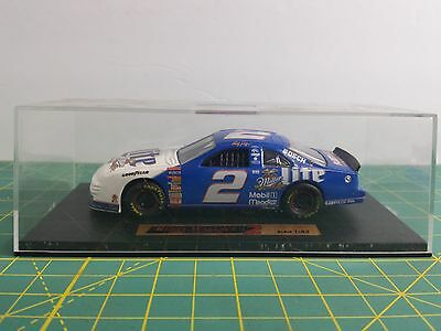 Nascar Rusty Wallace Ford Thunderbird 2 1:43 Miller Lite Die-Cast Model Car #4
