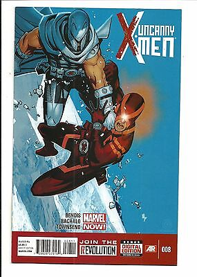 Uncanny X-Men # 8 (Sept 2013), Nm