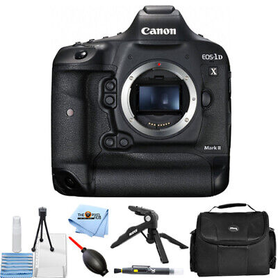 Canon EOS-1D X Mark II DSLR Camera (Body Only) STARTER BUNDLE BRAND NEW