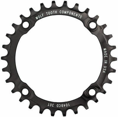 Wolf Tooth 104 BCD Drop-Stop Chainring Mountain Bike