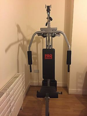 Pro Fitness Home Gym