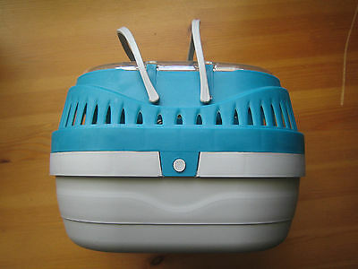 SMALL PET ANIMAL CARRIER Plastic travel
