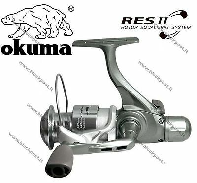 Okuma Compressa CPR RD series fishing reel. Two size. Рыболовная катушка