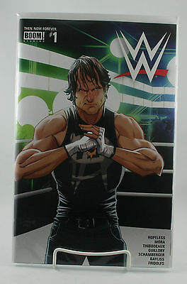 WWE: Then. Now. Forever #1! 1st Print! Unread! Boom! Hopeless Mora! NM! 2016