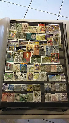 70 TIMBRES Irlande (lot7)