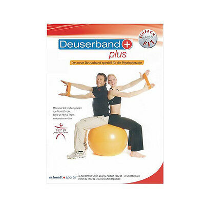 Deuserband PLUS Physiotherapie Band zur Mobilisierung Stabilisierung