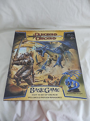 Wizards of the Coast - Dungeons & Dragons Basic Game. Complete VGC