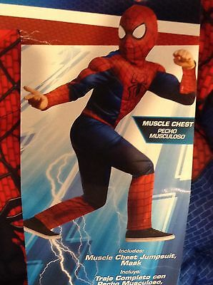 Halloween Costume - The Ultimate Spider-Man 2 - Child's Large 12 - 14