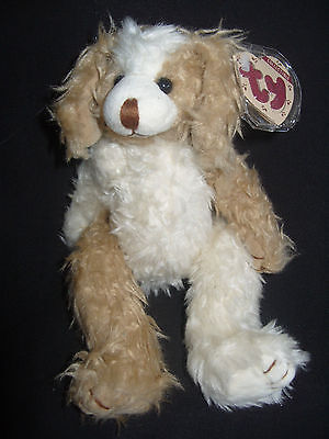 Ty Beanies - Attic Treasures Scruffy - The Dog With Tags