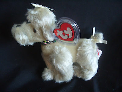 Ty Beanies - Attic Treasures Babette - The Poodle With Tags