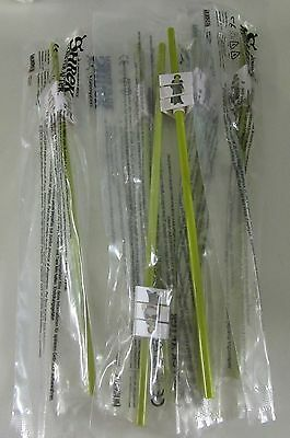 6 Original Collectible Drinking Straws SHREK Forever After Turnable Characters