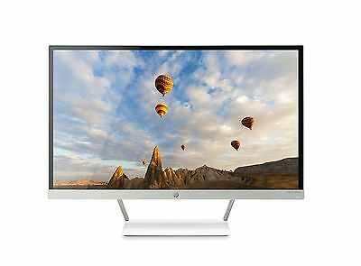 "HP Pavilion 27xw 1920 x 1080 27"" Full HD Widescreen IPS LED Backlit Monitor HDMI"