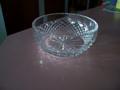 "Waterford crystal Alana 5 3/8"" bowl"
