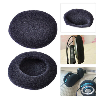 10PCs/5Pairs Ear Pads Cushion Foam Replacement Cover Headphone 30mm 40mm 50mm