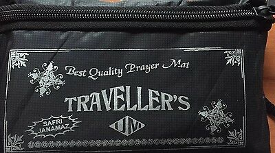 Pocket prayer mat Travel Portable Zainamaz Islamic Muslim salat Namaz Musallah
