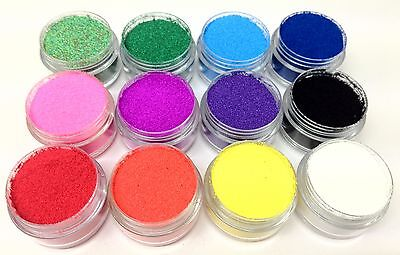 Embossing Powder - Brights set of 12