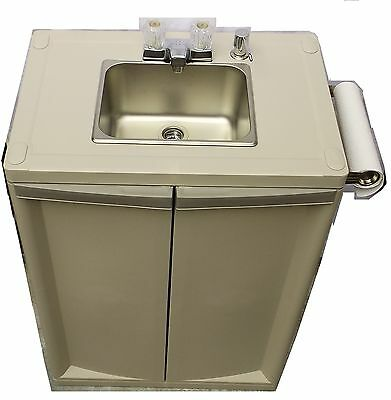 Portable Sink/ Hand Wash Sink/ Mobile Sink/ Self Contained Sink cold water S/S