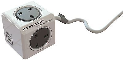 PowerCube Extended USB (3m) (UK)