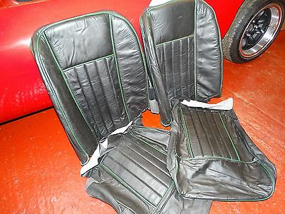 Mgb Leather Seat Covers