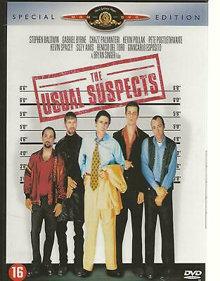 Usual Suspects - SPECIAL EDITION 2 DVD - NEUF - VERSION FRANÇAISE