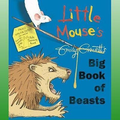 Little Mouse's Big Book of Beasts children's picture book new-FOO4