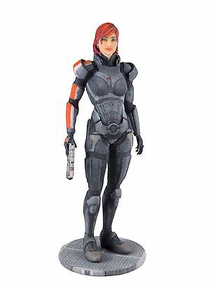 Female Shepard from Mass Effect figure 150mm (6 inch color miniature 1/12 scale)