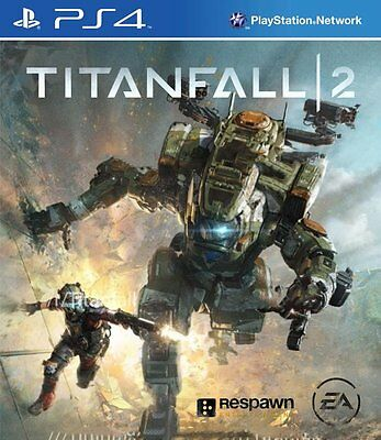 Titanfall 2 - PS4 - PlayStation 4 - Brand New - Retail Package