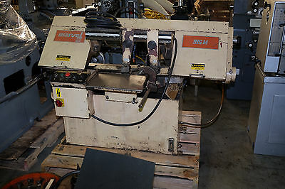 Used Marvel Model 916M horizontal band saw Good condition