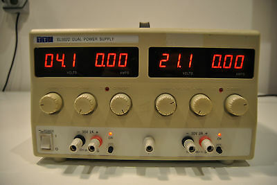Laboratory Power Supply / Labornetzteil Aim-TTi EL302D