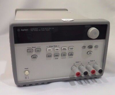 Laboratory Power Supply / Labornetzteil Keysight Agilent E3646A