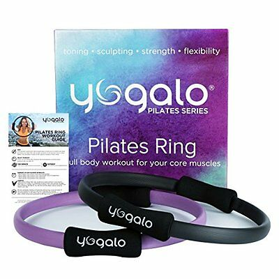 Yogalo Pilates Series Pilates Ring - Toning, Sculpting, Strength and