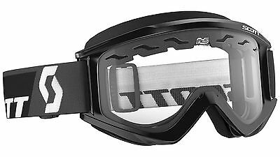 Scott Recoil Xi Enduro Clear Brille Motorradbrille