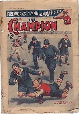 The Champion Boys Comic 46 Issues From 1947 PDF Format