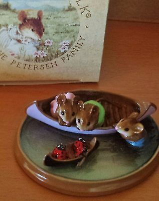 """Wee Forest Folk PM-2 """"Waterbugs"""" Special Lavender (WP) Mint"""