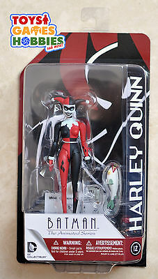 *NEW* Harley Quinn Figure Batman the Animated Series Adventure DC Collectible