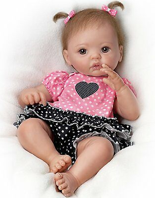 Ashton Drake - MY LITTLE SWEETHEART Baby Doll by Cheryl Hill