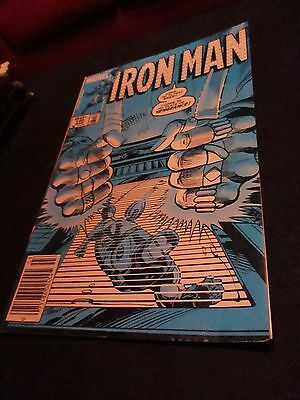 "MINT! 1984 Comic Book: "" Iron Man (Come my Oldest Enemy...)""  #180"