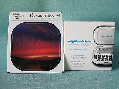 Weight Watchers 2016 Smart Points CALCULATOR + Free SUNSET Cover / Skin